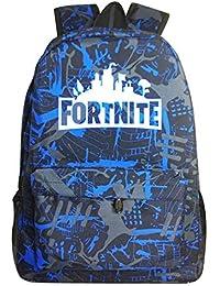 feiledi Mochila escolar Fortnite Galaxy, ideal para niños y niñas, versátil Galaxy Mochila Hombre Mujer Bolso de hombro – Gran bolsa de almacenamiento para la escuela, viajes, al aire libre, Pattern, Large