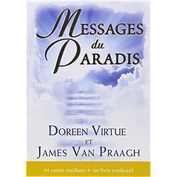 Messages du paradis - 44 cartes médium
