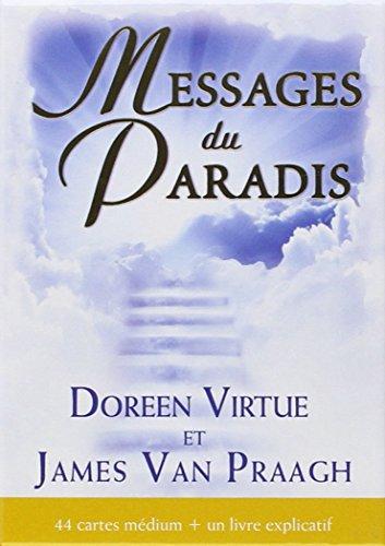 Messages du paradis - 44 cartes médium d'occasion  Livré partout en Belgique