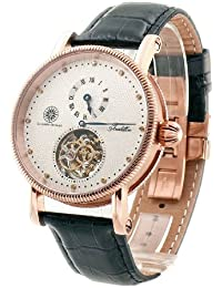 Constantin Durmont Herrenarmbanduhr Tourbillon Regulateur RGWH-D CD2072B229WHDRD