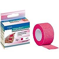 Fingerflex Pink, 2,5 cm x 4,5 m gedehnt, selbsthaftende Pflaster Bandage / Fingerverband preisvergleich bei billige-tabletten.eu