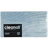 cleanall jcc50b gamuza de porteros, diario, azul (Pack de 24)