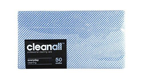 cleanall jcc50b janitors panno, Everyday, colore: blu (Confezione da 24)
