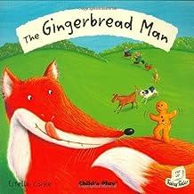 Gingerbread Man (Flip-Up Fairy Tales)