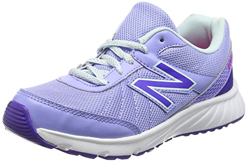 New Balance Unisex-Kinder 330 Laufschuhe, Violett (Purple 510Purple 510), 38.5 EU - 510-schuhe