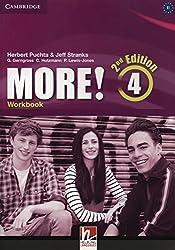 More! Level 4 Workbook