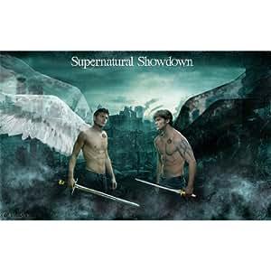 Supernatural (22inch x 14inch / 56cm x 35cm) Silk Print Poster - Seide Plakat - 10115F