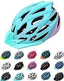 Best Bike Helmet For Men - meteor Cycle Helmet MTB Bike Bicycle Skateboard Scooter Review