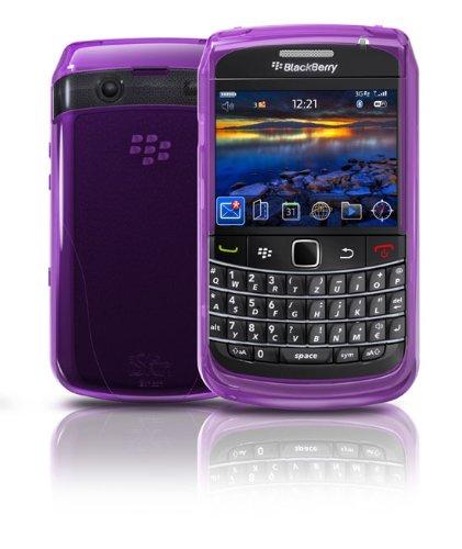 iSkin - PE VB9700, Vibes für BlackBerry 9700, Violett Iskin Vibes Für Blackberry