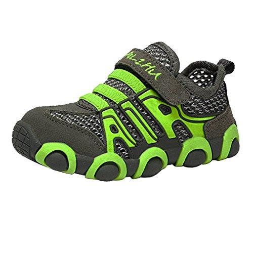 Speedeve scarpe sportive estive bambino scarpe da ginnastica traspiranti all'aperto con tessuto a maglia a nido d'ape ragazzi ragazze sneakers
