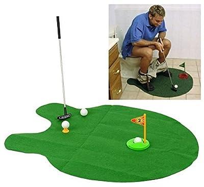 Töpfchen Putter WC Golf