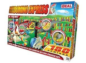 Domino Express - Juego de fichas, 1 jugador (John Adams 9822) (versión en inglés)
