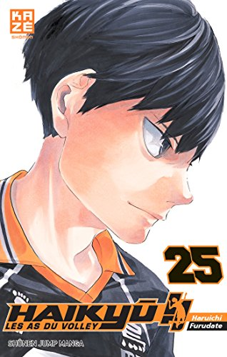 Haikyu !! - Les As du volley T25 par Haruichi FURUDATE