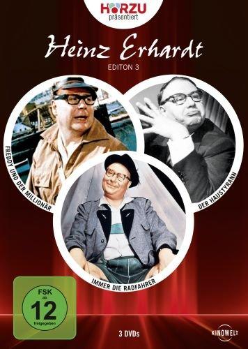 Preisvergleich Produktbild Hörzu präsentiert Heinz Erhardt - Edition 3 [3 DVDs]