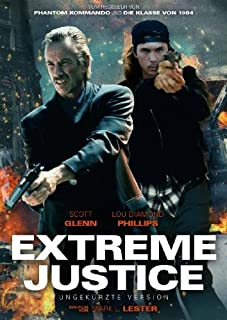 Extreme Justice - Uncut [Limited Edition]