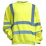 Alpina 876061Malerei Eisen rostfrei 0,5l 6m² glänzend, gelb, 951900 ALARME