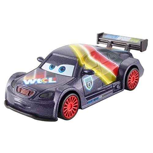 Disney Pixar Cars Neon Racer Light-Up Max Schnell