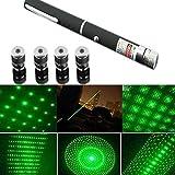 Drake New Green Ray Laser Pointer Pen 5mW 532nm Burning Lazer Visible Beam
