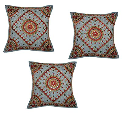 "18"" x 18"" Cushion Inners Pads (45cm x 45cm) - Set Of 6 produced by Bedding Online - quick delivery from UK."