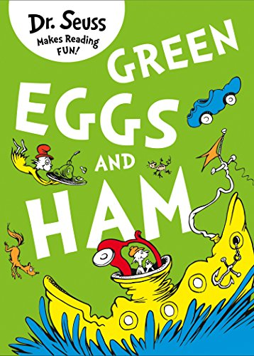 Green Eggs and Ham (Dr. Seuss) (English Edition)