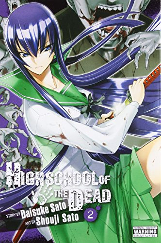 Highschool Of The Dead, Vol 2