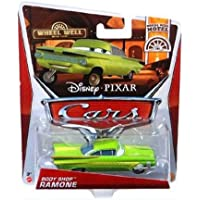 Disney Pixar Cars Body Shop RAMONE (Wheel Well Motel, #8 of 11)