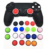 Black Green : 50PCS=25PAIR For XBOX360 PS 3 Turtle Edtion Silicone Thumbstick Grip Cover Protector Caps For PS4 Controller