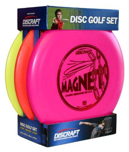 sc Golf Set (3er Pack) (Frisbee-golf-set)