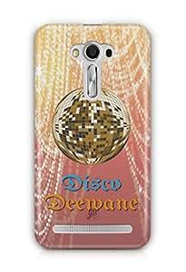 YuBingo Disco Deewane Mobile Case Back Cover for Asus Zenfone 2 Laser 550