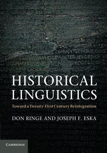 Historical Linguistics Paperback (Cambridge Textbooks in Linguistics)
