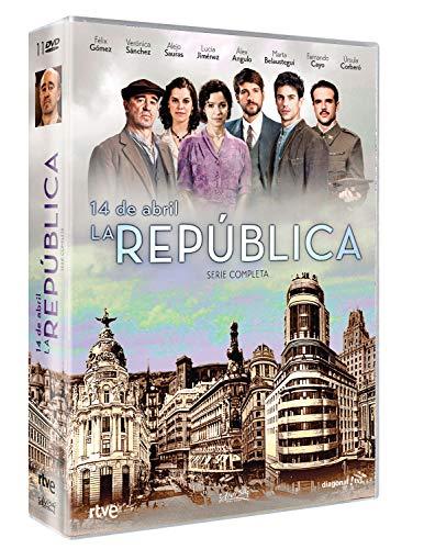 14 de abril. La República - Serie Completa - DVD