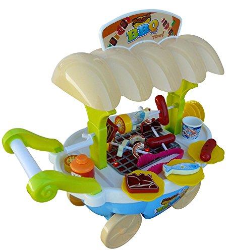 pieleset, A187/00, 27 TLG. Set mit Sound und Lichteffekten für Kinder, viel Zubehör, Geschenk-Idee für Jungen und Mädchen für Weihnachten und zum Geburtstag, Geburtstags-Geschenk ()
