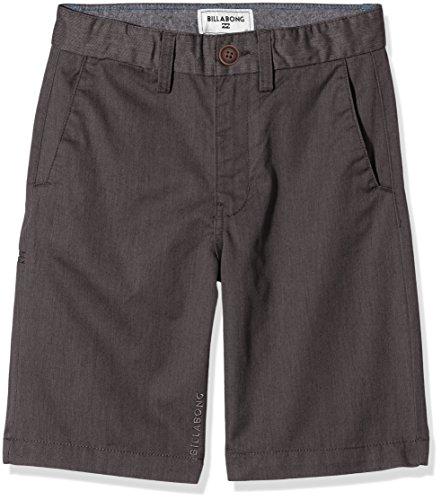 Billabong Carter-Pantaloni corti da ragazzo, taglia: 8 anni (taglia del produttore: 8)