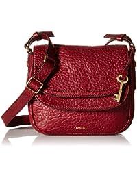 Fossil Women's Sling Bag (Burgundy)