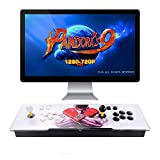 TAPDRA Video Machine Classic, 2 Giocatori Pandora's Box 9 Multiplayer Home Arcade Console 1500...