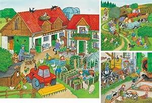 Ravensburger Puzzles 3x49 Piezas Nathan