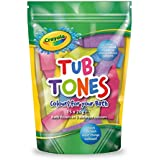 Crayola Tub Tons Couleurs pour votre bain 15x 10G effervescentes pour le bain dans de l'eau 3Diffrent Couleurs changent de couleur