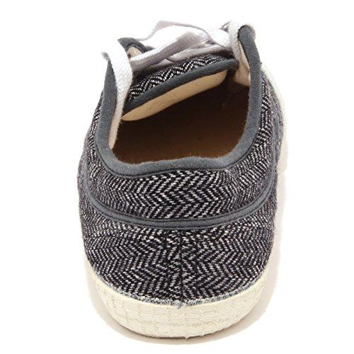 Men Uomo Bianco Scarpa Shoes Sneaker 67783 Nero Box Whitout Kawasaki SWB5A 07d67e82f2e
