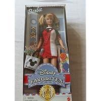 Collectible Disney Theme Park Exclusive Barbie 2000