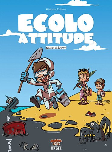 Ecolo attitude T01, édition spéciale