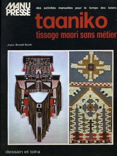 Taaniko, tissage maori sans métier