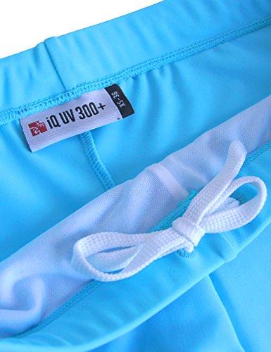 iQ-Company Damen Bikinihose UV 300 Hot Pants Watersport 2518 turquoise