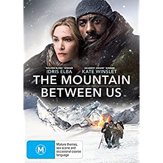 The Mountain Between Us | Kate Winslett, Idris Elba | NON-UK Format | Region 4 Import - Australia