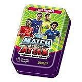 Match Attax EPL Mega Tin con carte da gioco, tema calcio Premier League, stagione 2016/17(versione inglese)