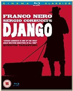 Django Newly Re-mastered in HD ALL REGIONS [Blu-ray] [UK Import]