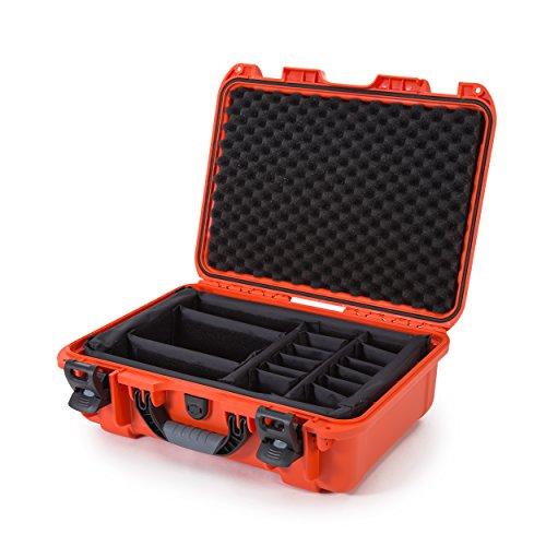 Preisvergleich Produktbild Nanuk 925 Etui,  Gepolsterte Trennwand,  Orange