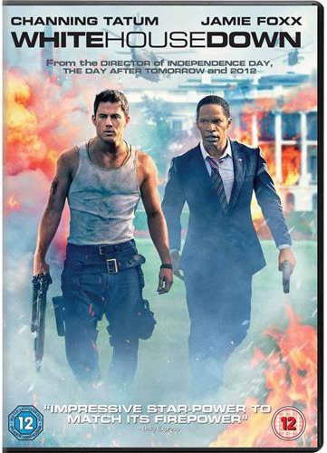 White House Down [DVD] [2013] by Channing Tatum