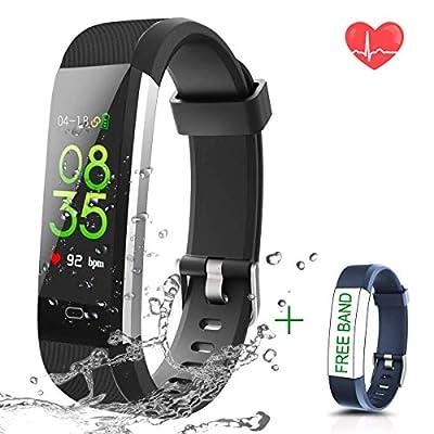 HUPPER Fitness Armband Uhr