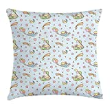 Best Chaises Office Star Patio - FAFANI Angel Throw Pillow Cushion Cover, Little Girl Review