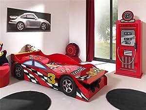 Smartbed - Lit Junior Sleep Car 140 X 70